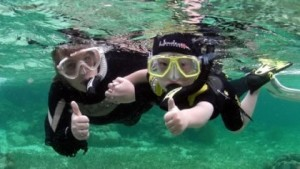 Siesta Key Florida Charter Services - enjoy a family friendly snorkling adventure